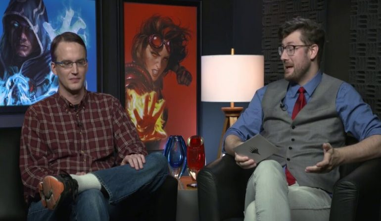 MTG Arena Game Director Chris Clay