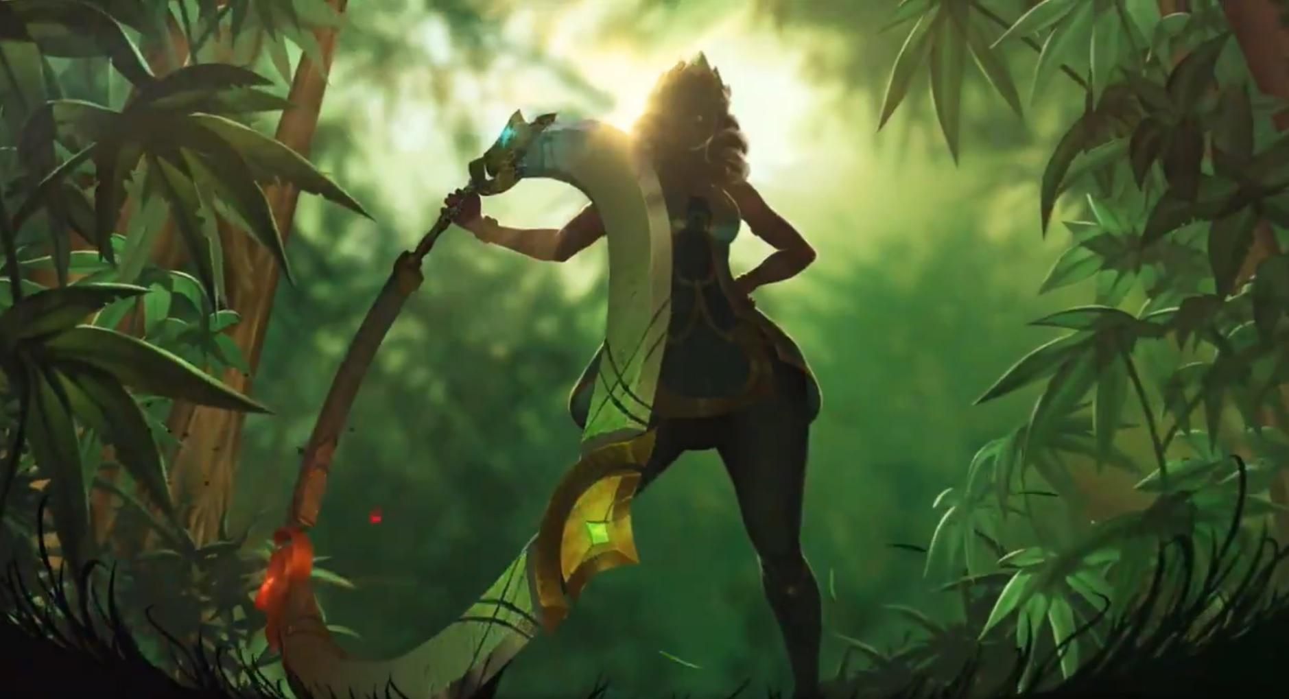 Qiyana Is The Next League Of Legends Champion Dot Esports