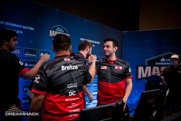 NRG DreamHack Masters Dallas