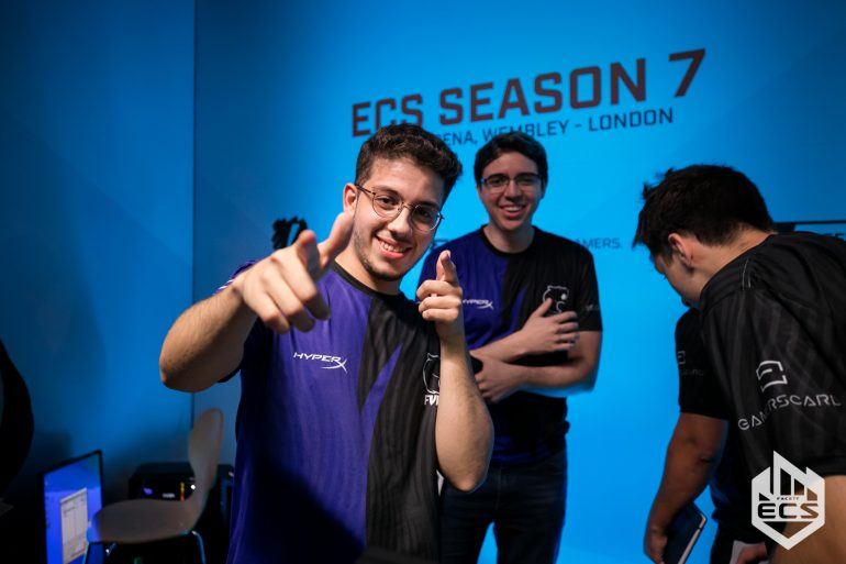 KSCERATO at ECS season 7