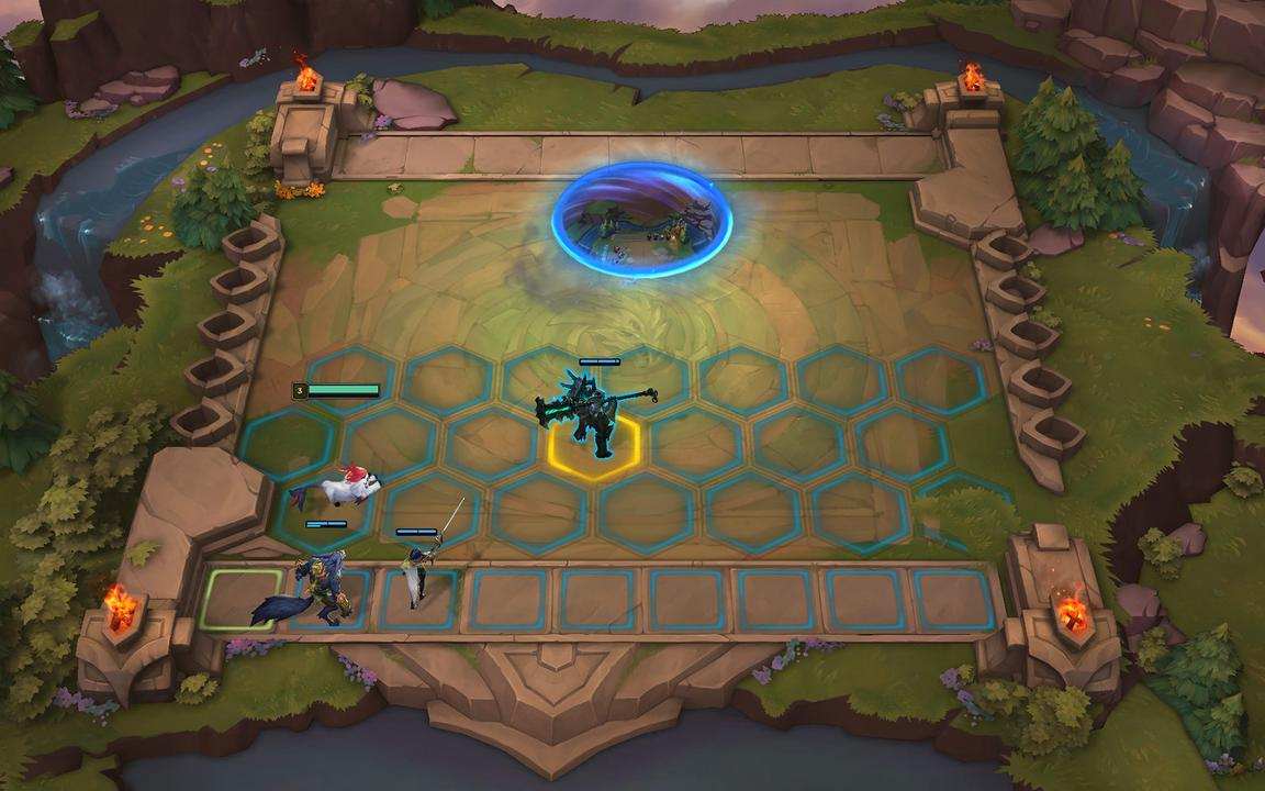 Will League of Legends' Teamfight Tactics have a ranked mode