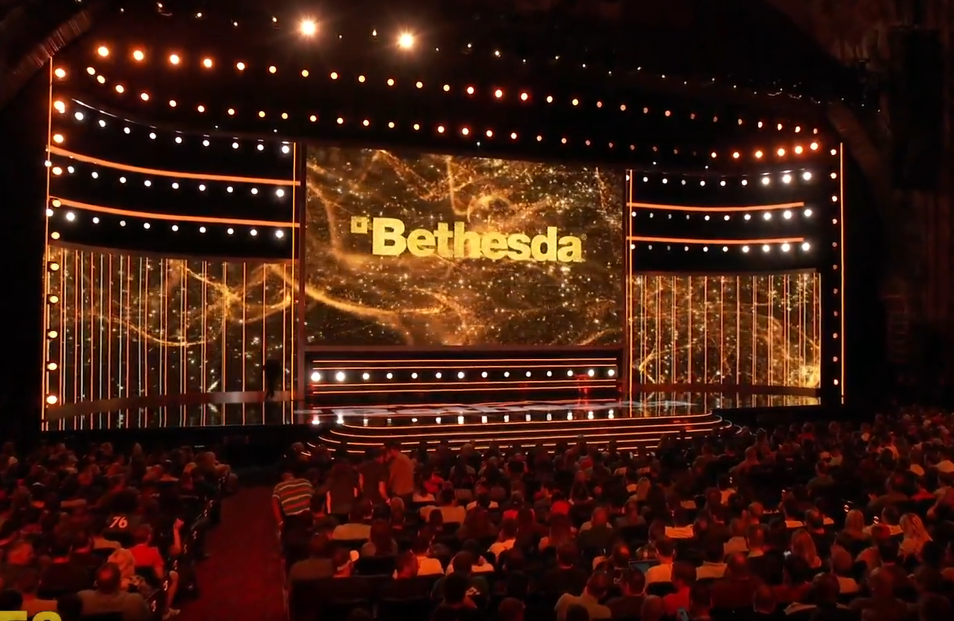 Bethesda accused of faking crowd noise during E3 press