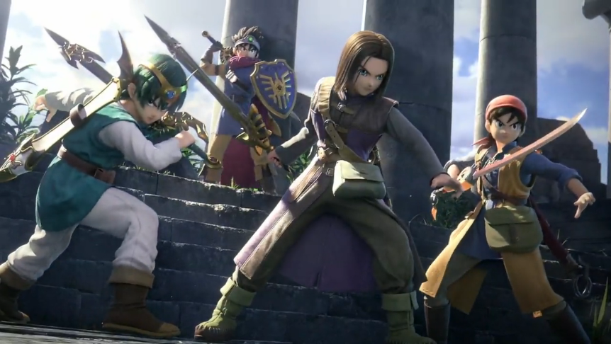 Dragon Quest's Hero is the next DLC character coming to Super Smash