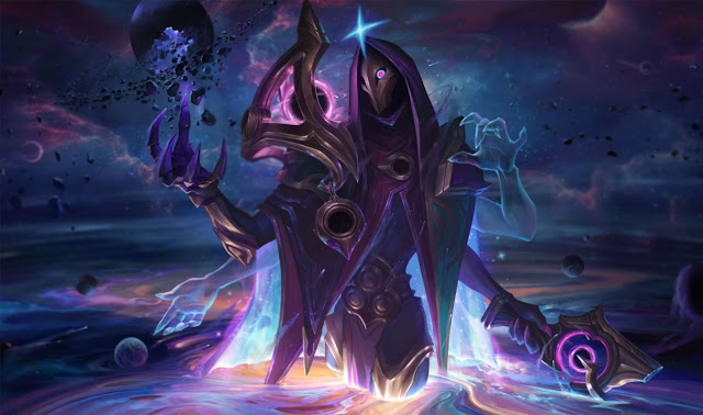 Three new Dark Star skins hit the Rift in League's Patch