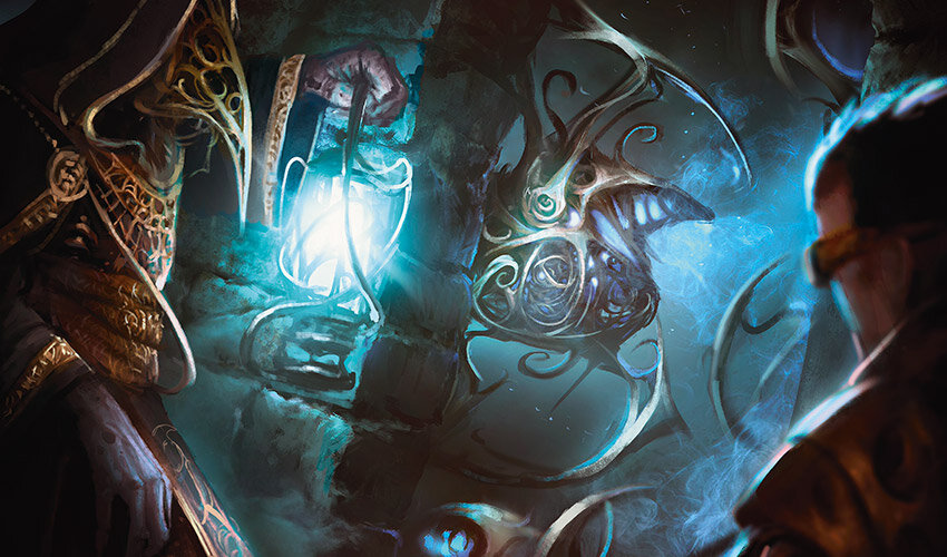 Artist S Shine With Best Mtg Art Cards In Modern Horizons
