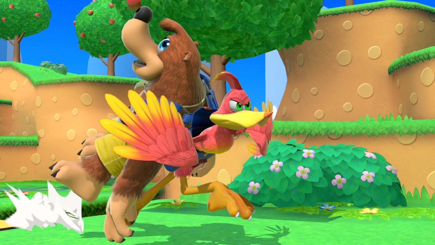 Banjo Kazooie might be coming to Smash Ultimate sooner than expected