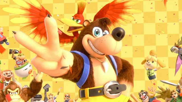 Image result for Super Smash Bros Ultimate Banjo Gameplay