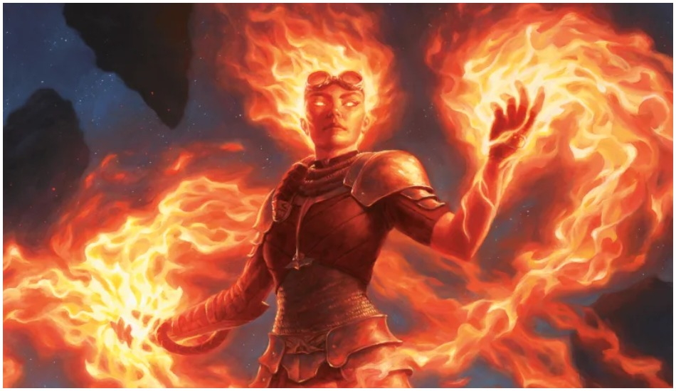 MTG reveals board wipe burn with M20 Chandra's Flame Wave