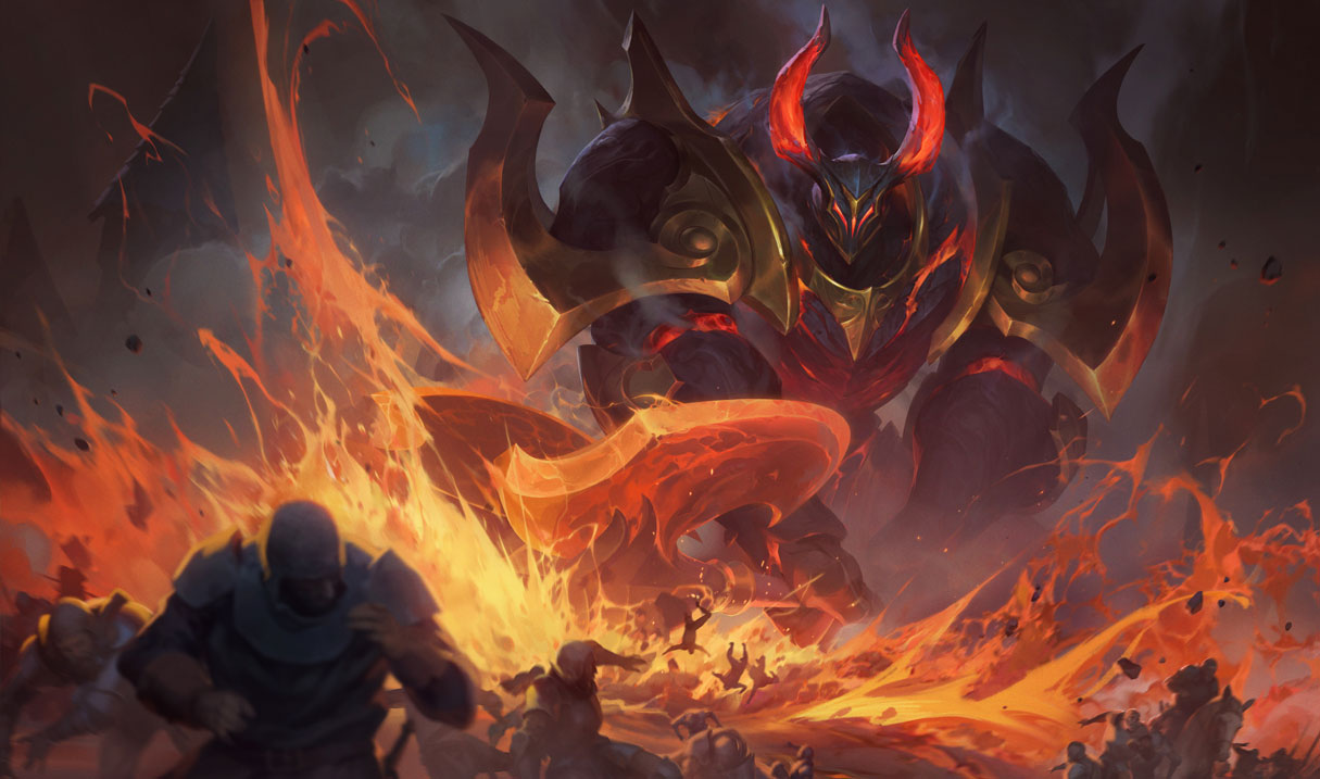How to counter Mordekaiser's ultimate in League of Legends | Dot Esports