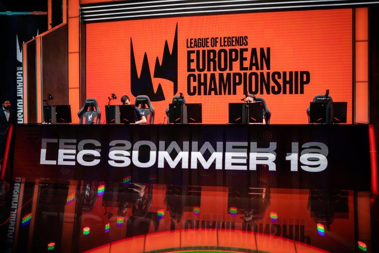 LEC Summer 2019