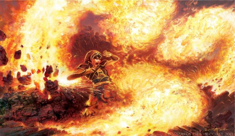 MTG Burn Archetype