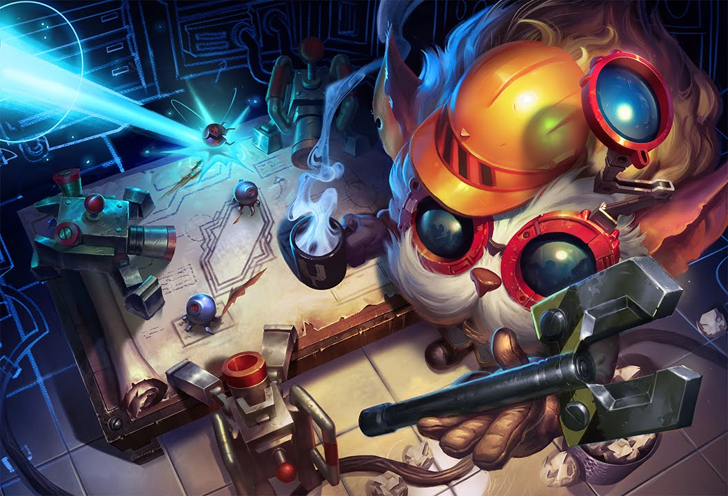 Client Updates For League Of Legends Are On The Way Dot