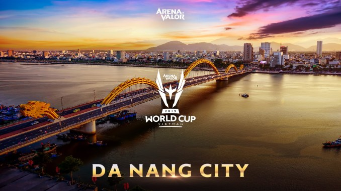 arena of valor world cup 2019
