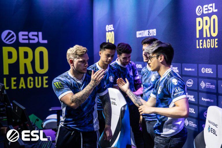 Liquid at ESL Pro League S9
