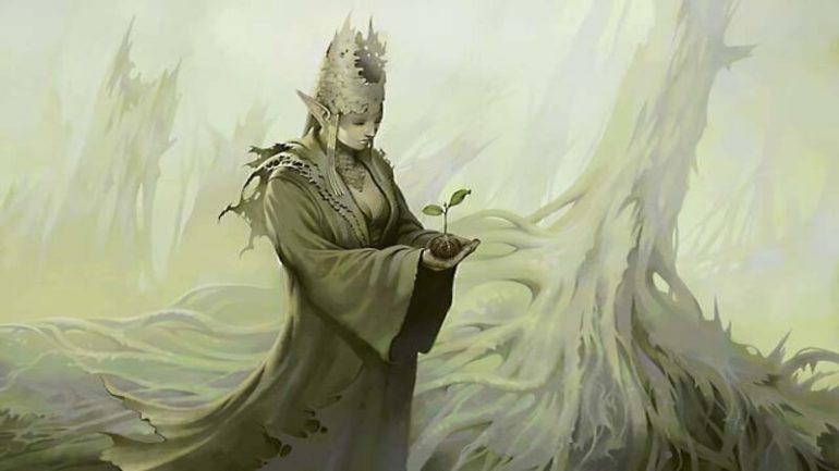 Legendary Elves MTG Core Set 2020