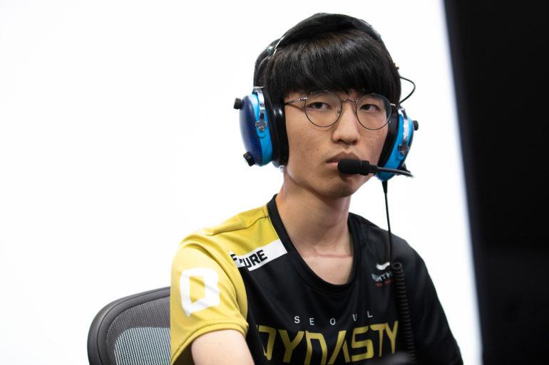 "Chanhyeong ""Fissure"" Baek"