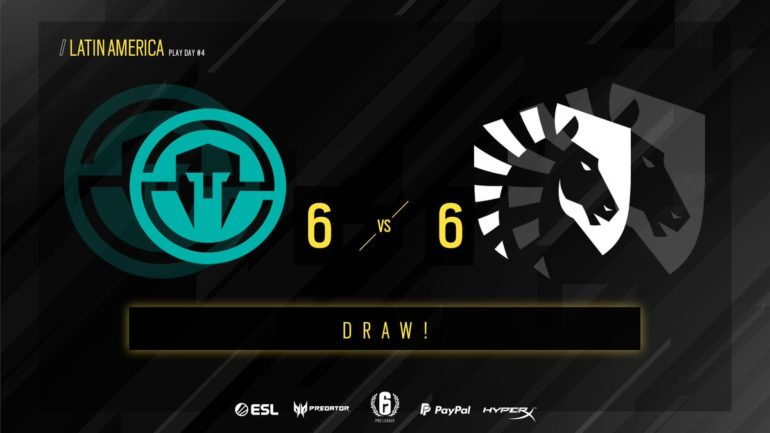 Immortals vs Liquid matchday 4