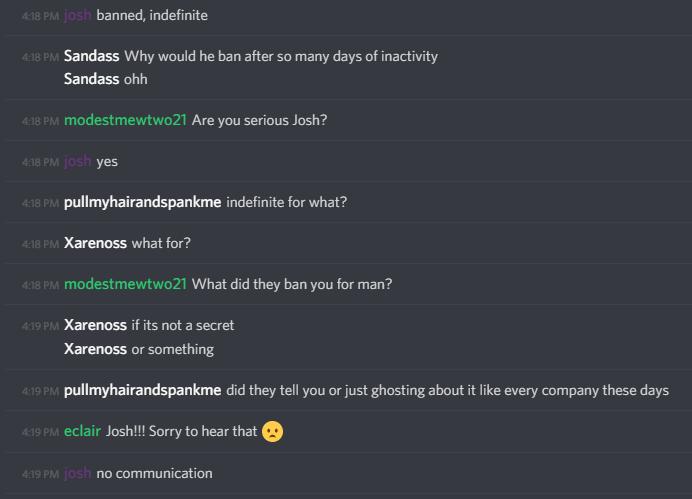 Twitch streamer Methodjosh indefinitely banned for unknown reason