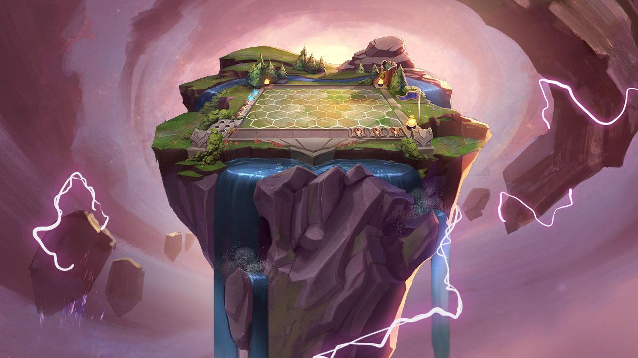 Teamfight Tactics League of Legends Ranked Mode Details
