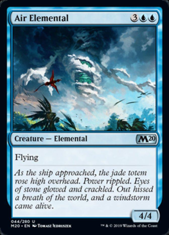 Air Elemental Magic Core Set 2020