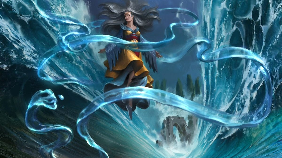 Best Art Of 2020 MTG Core Set 2020 best (and worst) Blue Limited review   Dot Esports