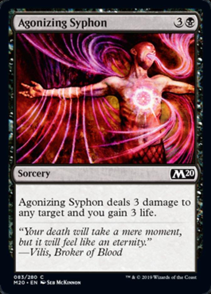 Agonizing Syphon Magic Core Set 2020