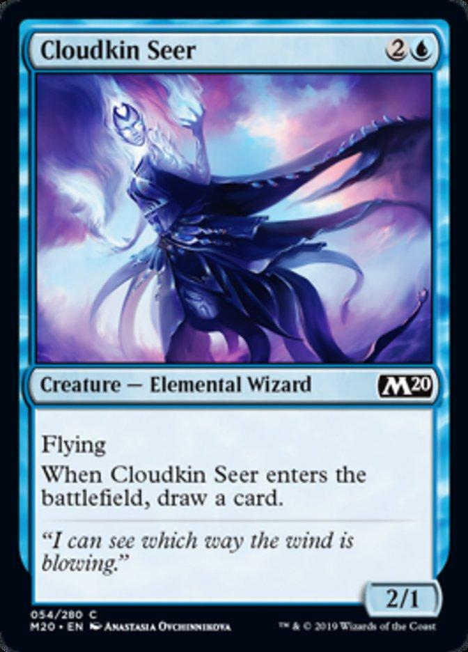 Cloudkin Seer Magic Core Set 2020