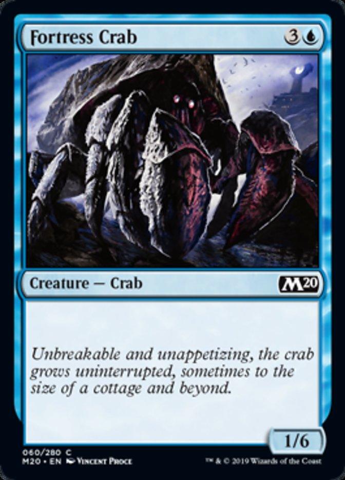Fortress Crab Magic Core Set 2020