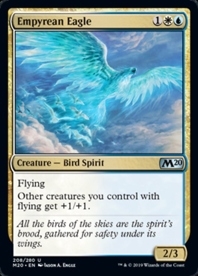 Empyreal Eagle Magic Core Set 2020