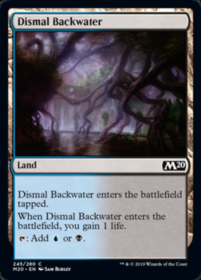 Dismal Backwater Magic Core Set 2020