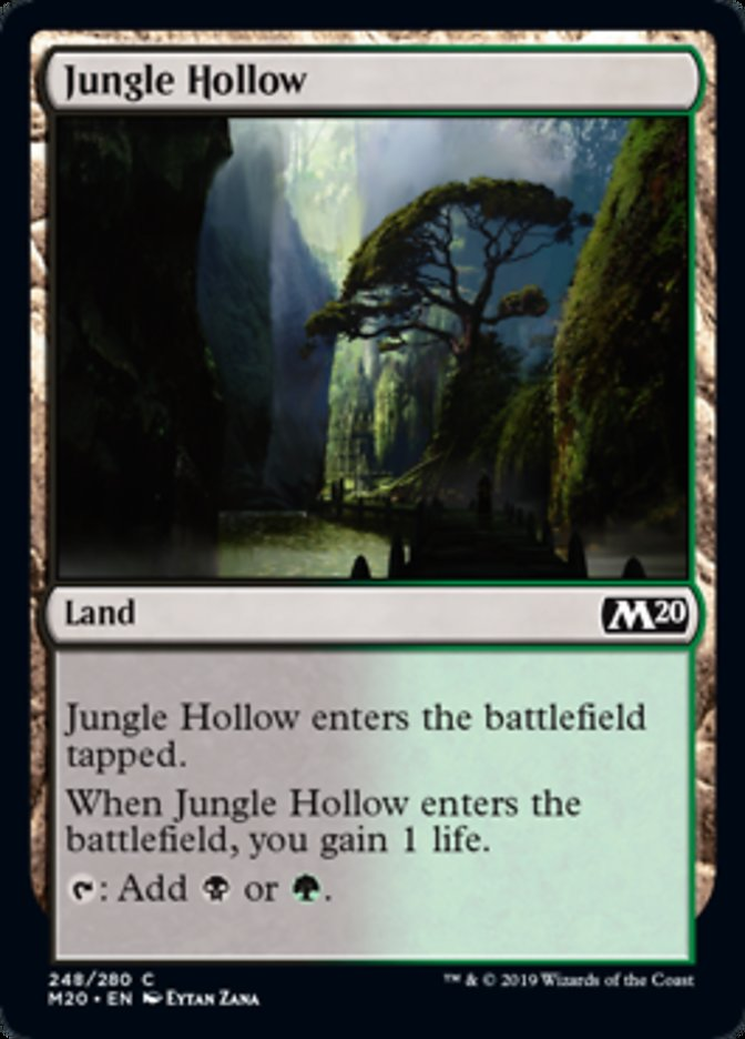 Jungle Hollow Magic Core Set 2020