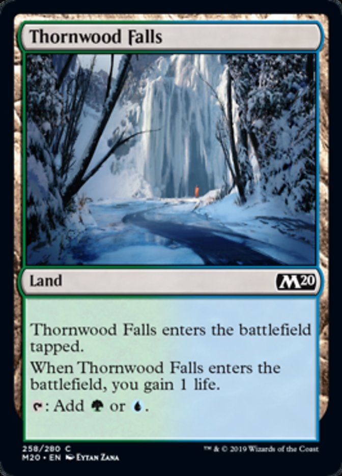 Thornwood Falls Magic Core Set 2020