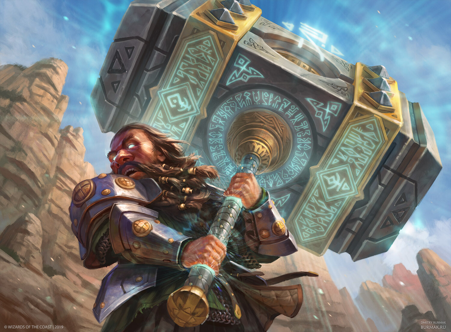 MTG Arena is temporarily suspending players for clicking on the