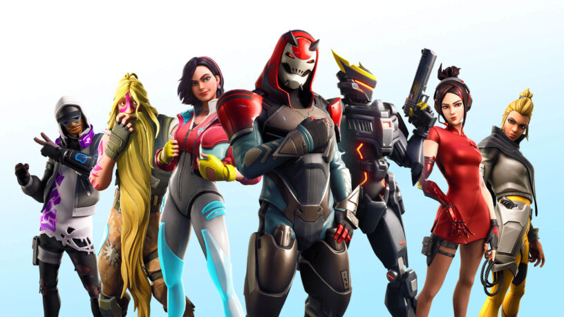 Here are all leaked skins and cosmetics for Fortnite's v9 40