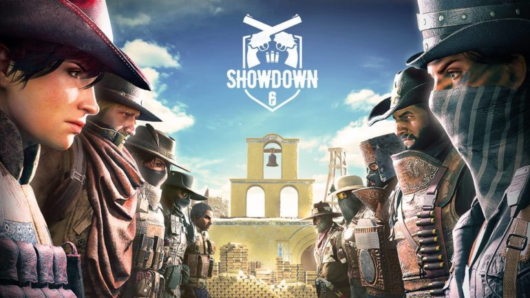 Showdown R6