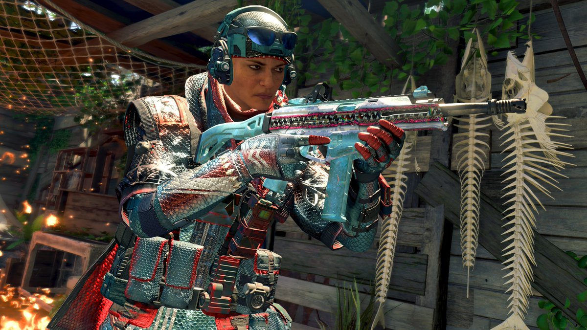 Call of Duty: Black Ops 4 Update Version 1 20: Patch Notes