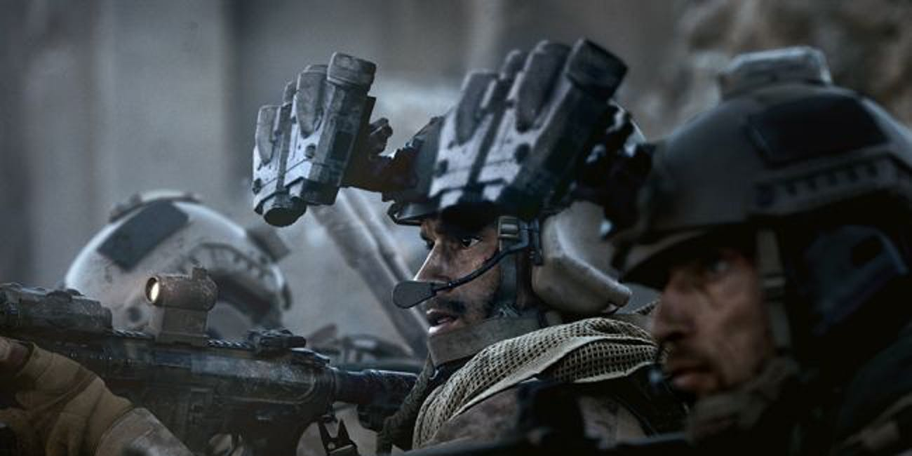 Call of Duty: Modern Warfare reveals gunfight, a tense 2v2 multiplayer mode