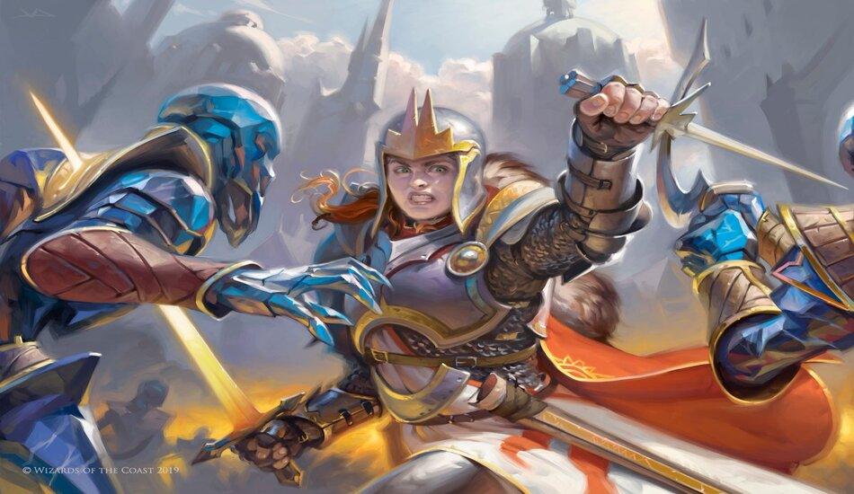 New M20 Update fixes issues on MTG Arena | Dot Esports