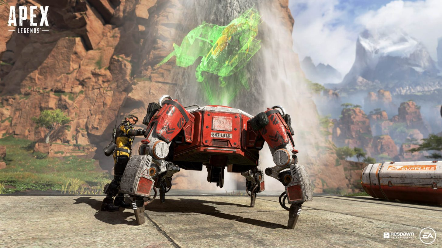 Apex Legends: Respawn Is Dealing With Cheaters In An Interesting Way