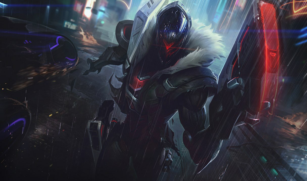 Riot reveals a new line of PROJECT skins   Dot Esports