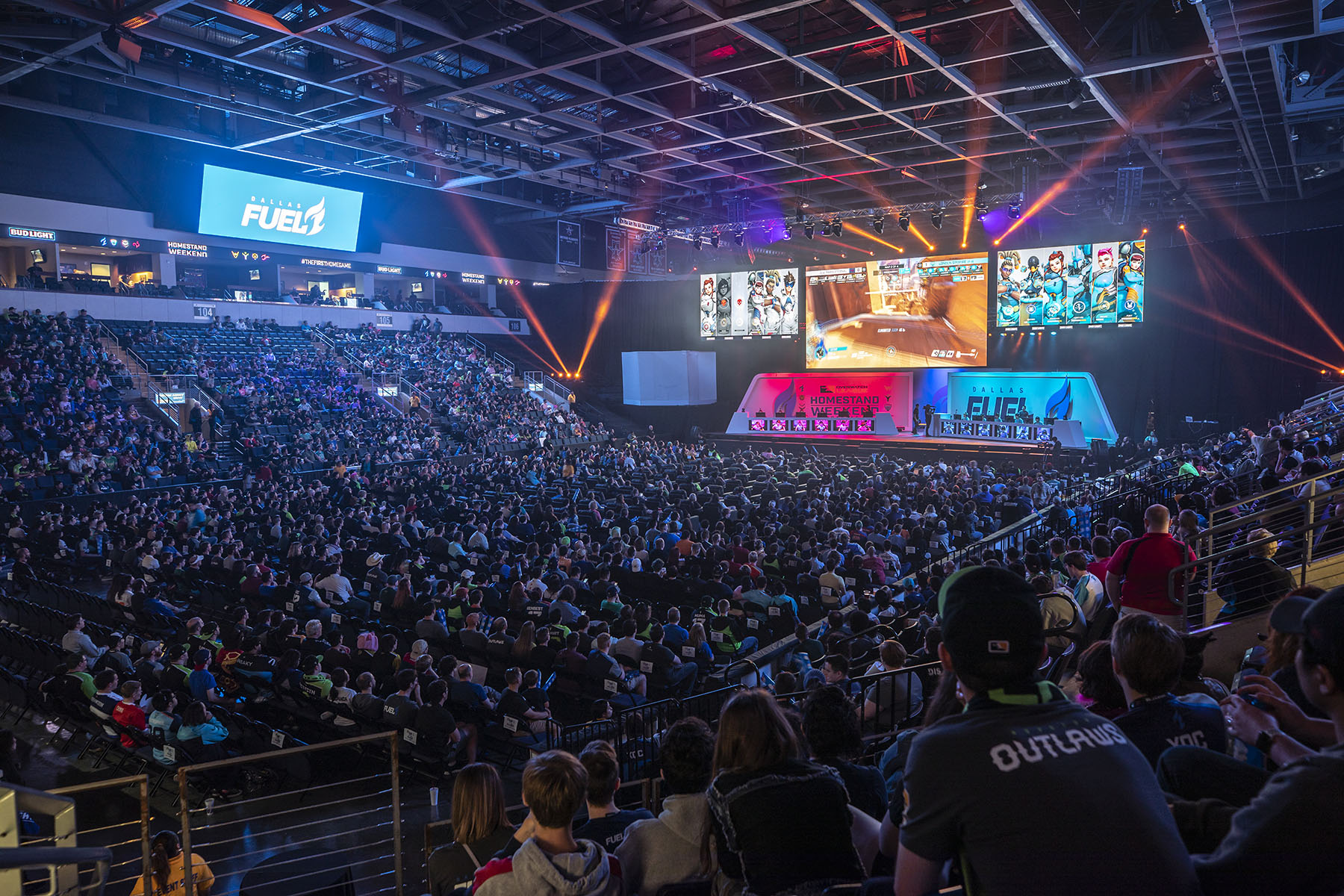 Esports Events 2020.Overwatch League Executive On 2020 Homestand Games Every