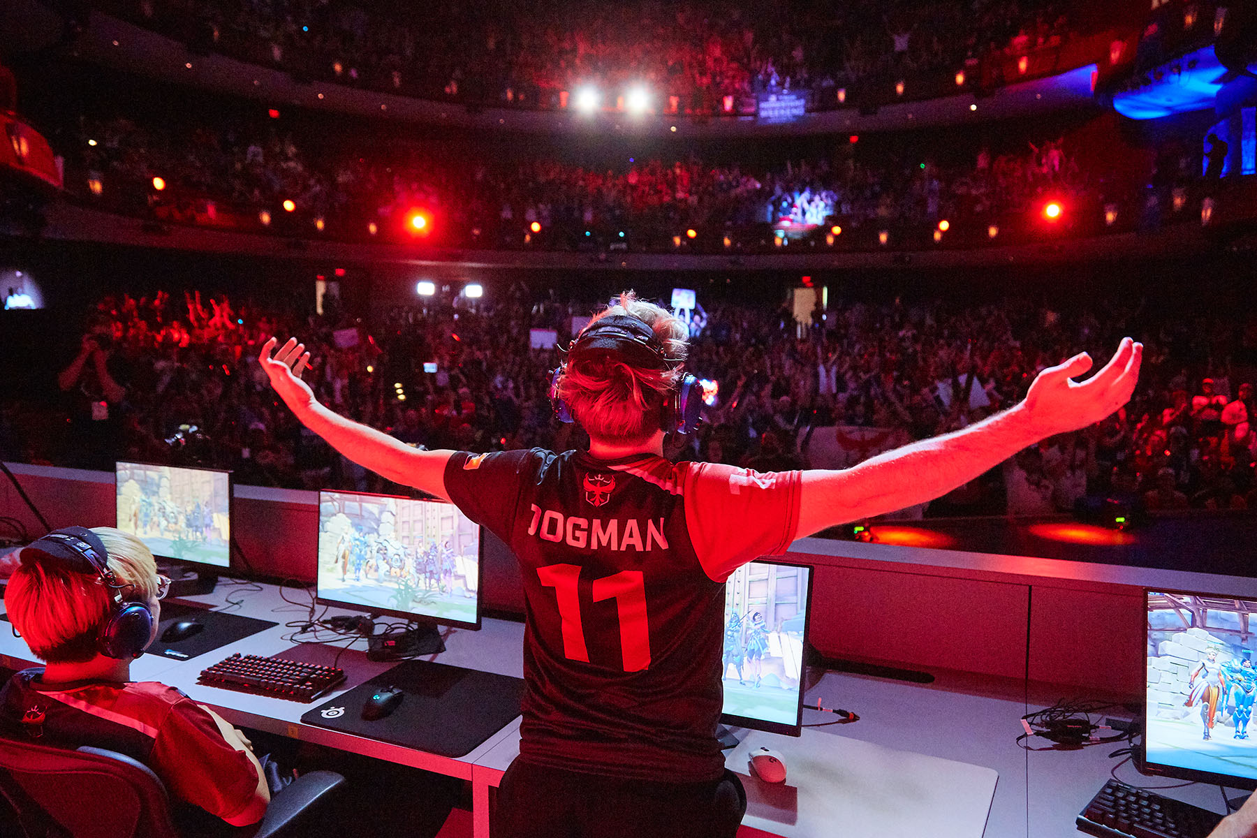 Overwatch League reveals new division structure, home game plans for