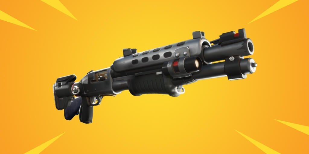Fortnite: It's Official, the New PUMP Shotgun Arrives Today After Maintenance