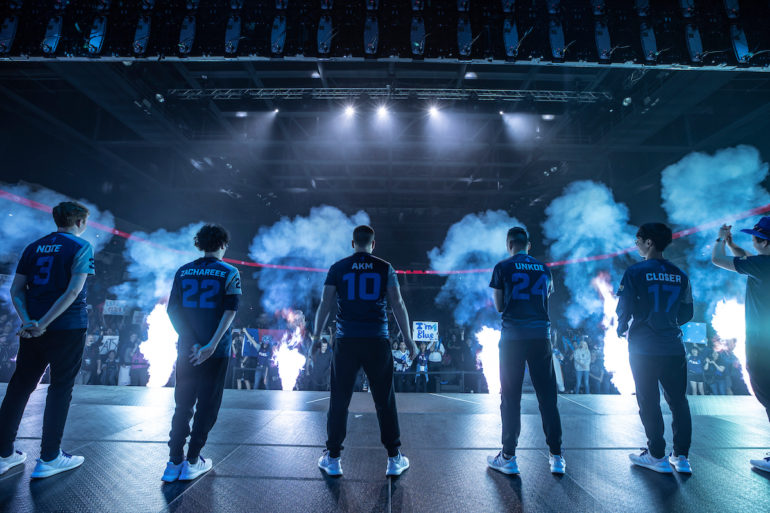 Dallas Fuel entrance