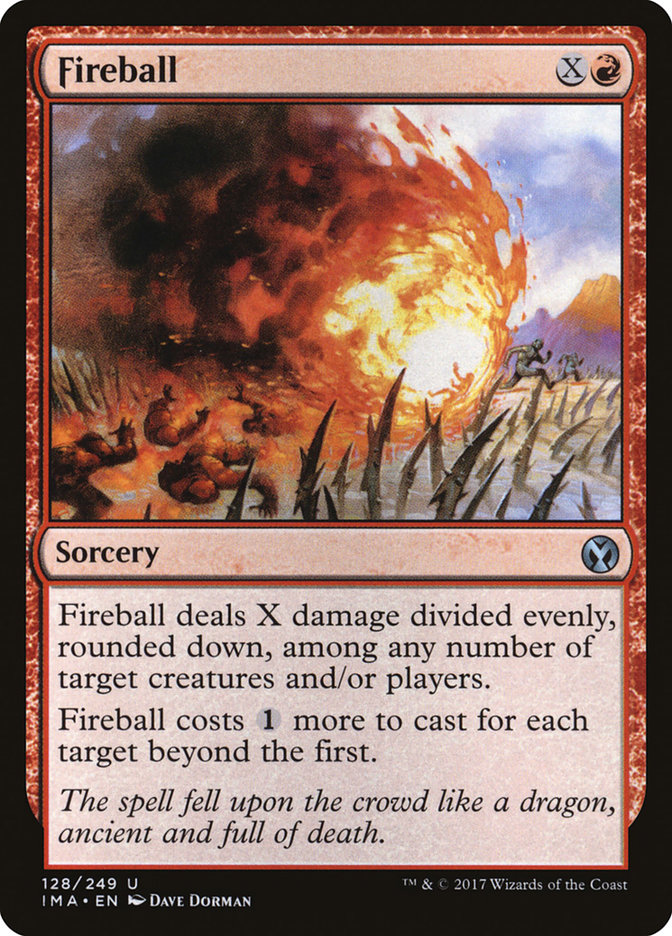 Fireball Magic