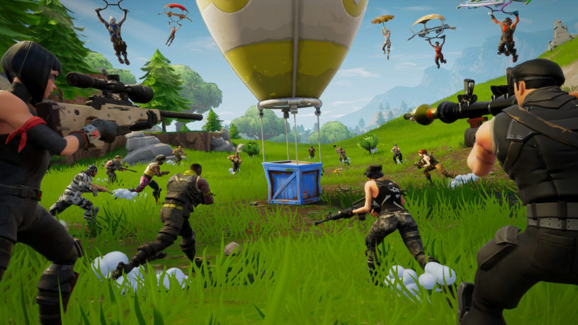 There's a Fortnite bug that disconnects players trying to