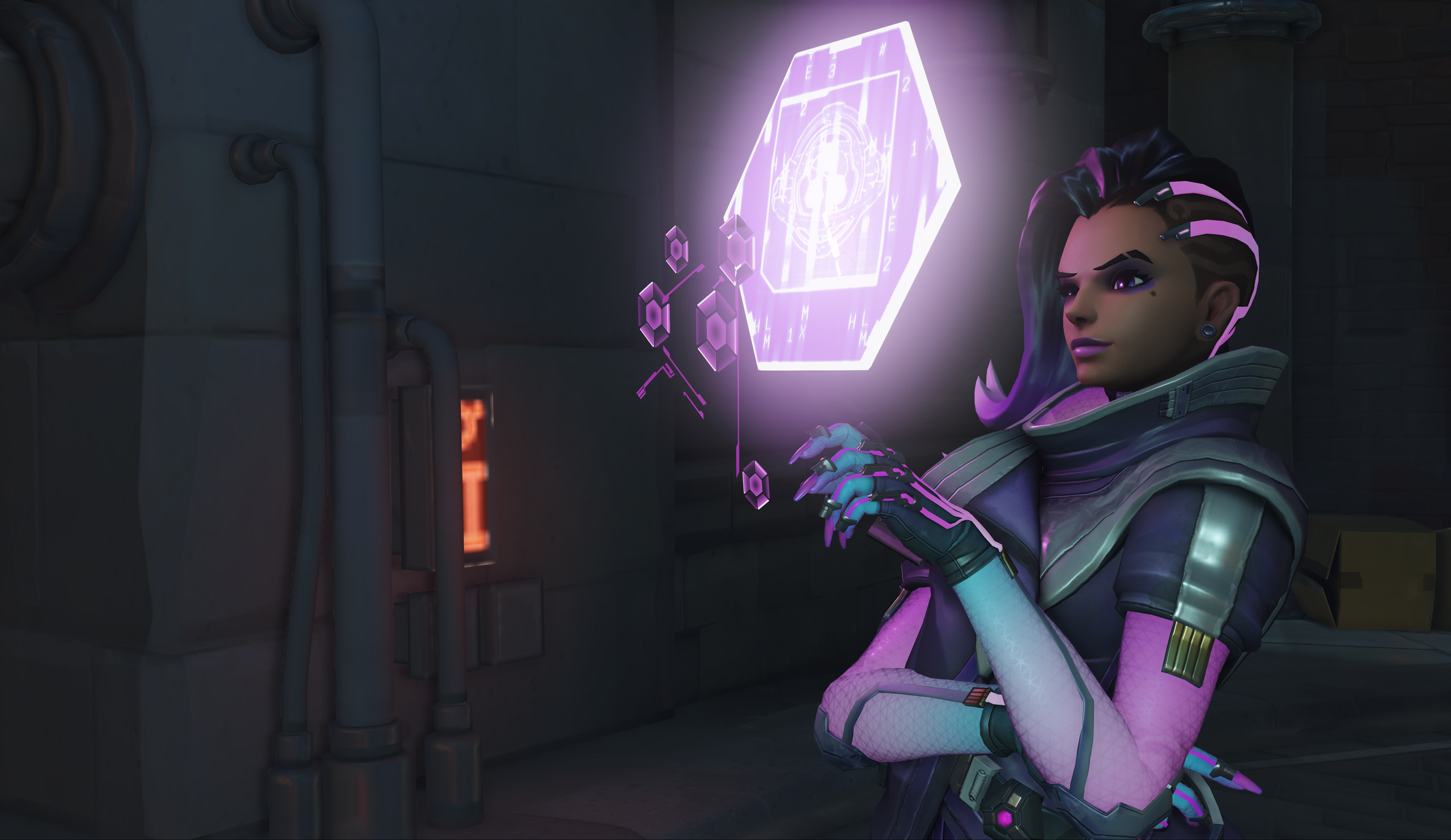 Overwatch's next hero is a mad scientist named Sigma