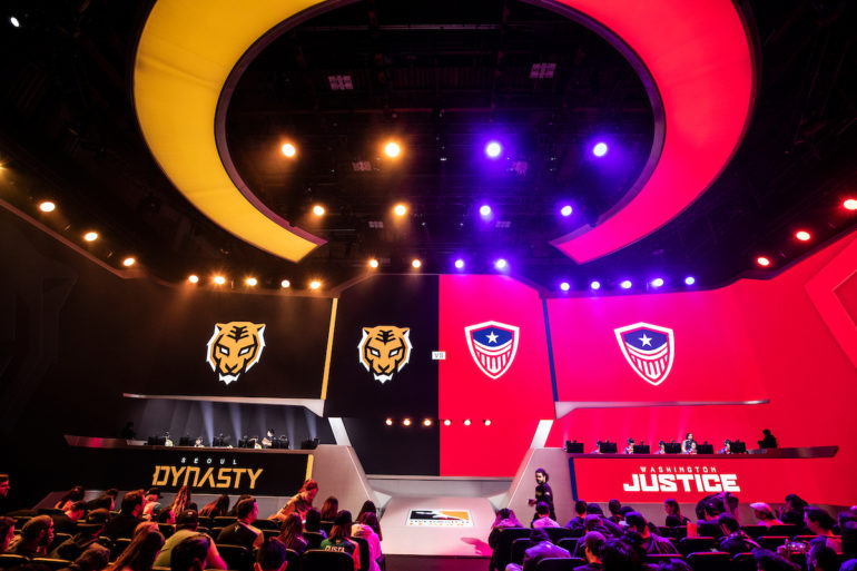 Seoul Dynasty vs Washington Justice