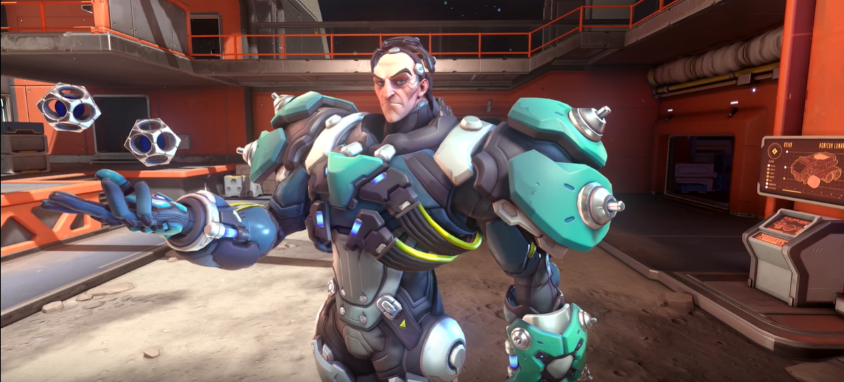 Sigma is now available on the live Overwatch servers | Dot