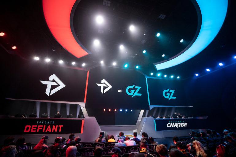 Toronto Defiant vs Guangzhou Charge